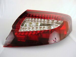 Porsche 911 996 Turbo GT2 C4S Red / Clear LED Tail Lights Widebody fitment