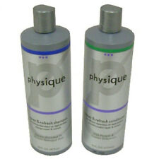 NEW SET OF PHYSIQUE REPAIRING DAILY SHAMPOO & CONDITIONER,16 OZ/OUNCE BOTTLES