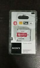SONY NP-FG1 Rechargeable Lithium Ion Battery Pack, Open Box
