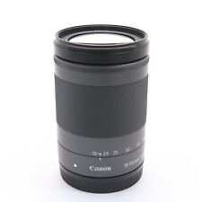 Canon EF-M 18-150mm F/3.5-6.3 IS STM Graphite -Near Mint- #74