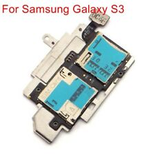 SIM Memory Card Holder Reader Slot Tray Flex Cable For Samsung Galaxy S3 i9300