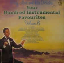 GEOFF LOVE hundred instrmental favourites LP 1983 NM+++