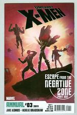 Uncanny X-Men Annual #3 VF/NM 2011