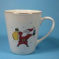 Merry Brite MERRY CHRISTMAS Mug (s) Santa Claus
