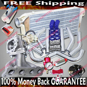 TD05 16G Turbo Kits for 00 01 02 03 04 05 Toyota Celica GT/GTS 1ZZ-FE