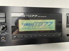 YAMAHA TG-77 FM Synthesizer Klassiker Rack Synthie