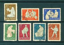 Romania 1960 Wine Making CTO Hinged. One postage for multi buys.