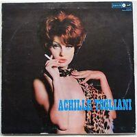ACHILLE TOGLIANI - Omonimo - LP VINILE VINYL 1975 33 Giri NM/VG