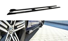 SIDE SKIRTS ADD-ON DIFFUSERS VW GOLF MK7 R FACELIFT (2017 - UP)