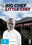 Heston Blumenthat - Big Chef Takes On Little Chef (DVD, 2010) new sealed