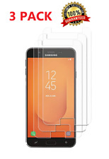 3x Tempered Glass Screen Protector For Samsung Galaxy J7 2018/Refine/Crown/Star