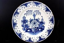 Chargers Delft Pottery