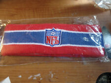 NFL Shield Logo Reebok Headband Sweatband Exercise Football Retro Band Mens Head