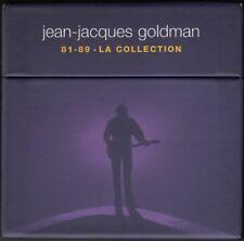 Jean-Jacques Goldman Coffret 6xCD 81-89 * La Collection - Europe (M/M - Scellé)