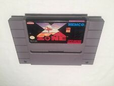 X-Zone (Super Nintendo SNES) Kemco Game Cartridge Vr Nice!