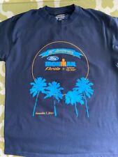 Ironman Florida Finisher T-shirt, Men's Medium 2008