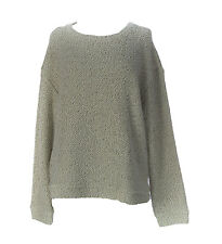 TOPSHOP Women's Multi-Color Heathered Crewneck Knitted Sweater UK Size 14 NWOT
