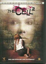 DVD - THE CELL 2 avec TESSIE SANTIAGO ( HORREUR ) / COMME NEUF