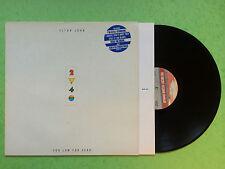 Elton John - Too Low For Zero, Rocket Records HIS-PD24 Ex Condition A1/B1 Press