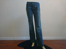 Earl Jeans $150 Sz 26 Dune Beach Wash Low Rise Waistless Jeans New 29 x 31