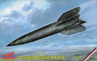 Condor 1:72 German Missile A4/V-2 Plastic Model Kit #C72001U