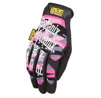 MECHANIX Handschuhe THE ORIGINAL PINK Damenbekleidung Mechaniker Mehrzweckarbeit