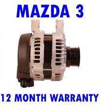 Mazda 3 bl bk saloon 1.6 2004 2005 2006 2007 2008 2009 - 2015 alternator