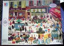 Vintage MB Puzzle 250 Teile - Künstler Bin Kashiwa 1973 (N)