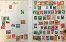 Lot of Colombia Old Stamps Used/MH