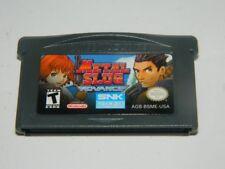 Metal Slug Advance Cartridge Card For Game Boy Advance GBA SP GBM NDS NDSL