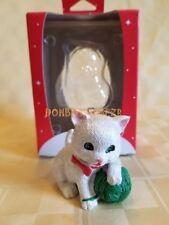 Carlton/American Greetings 2018 Cute Kitten Cat Merry Mischief Makers Ornament
