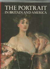 The PORTRAIT in BRITAIN & AMERICA by SIMON 1987 Hc Portrait Painters 1680-1914