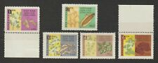 1962 North Vietnam Stamps Complete Food Crops Collection Scott # 224-228 MNH