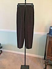 St. John Collection Dark Brown Knit Pants - 4