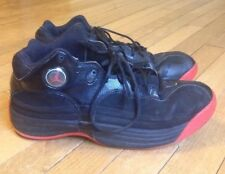 Nike Jordan Jumpman Team 1 Black Infrared Size 10.5  644938-023