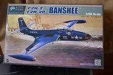 1/48 KITTY HAWK MCDONELL F2H-2/2P BANSHEE (AIRCRAFT MILITARY)