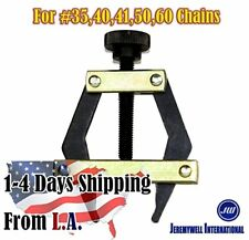 Roller Chain Puller Holder for Chain Size25 35 40 41 50 60 420 415415H