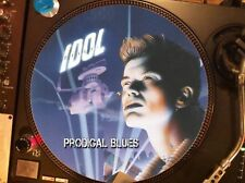 """BILLY IDOL - Prodigal Blues Rare 12"""" Picture Disc Maxi Single (Charmed Life) LP"""