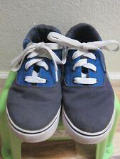 EUC Kid Boys Blue Heelys Wheel Shoes Sneakers - size 6