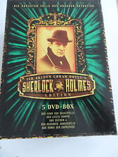 Sherlock Holmes Edition - 5-DVD-Box (2004)