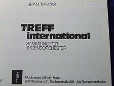 Treff international Heft 1 (Sammlung für Jugendorchester) Posaune 3 in b