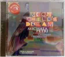 NEW Michala Petri - Moonchild's Dream; Recorder Concertos (CD 1995 RCA, BMG Ed.)