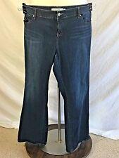 TORRID Plus Size 20R Relaxed Boot Cut Jeans Dark Blue