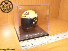 KENNY ROBERTS MOTO-GP AGV HELMET 1/5 1980 MINT!!!