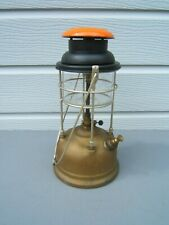 Tilley lamp orange top 246 Tilly dismantled  cleaned lubricated  TL3A