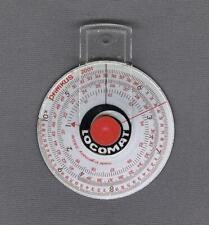 "Logomat ""PfiffiKUS"" Tiny Circular (Spiral Actually) Slide Rule"