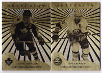 17-18 Artifacts John Tavares AURUM Islanders Maple Leafs Unscratched 2017
