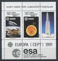Türkisch-Zypern 1991 Mi. 303-304 Postfrisch 100% Europa CEPT
