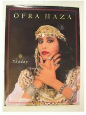 Ofra Haza Poster Shaday Promo