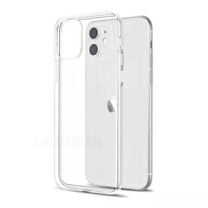 Clear Phone Case  Silicone Soft Cover For iPhone 11 12 Mini  8  6s Plus SE 2020